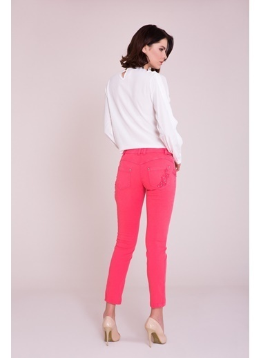 4G Pantolon Mercan